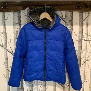 Abercrombie & Fitch   Boys A&F Cozy Puffer Coat